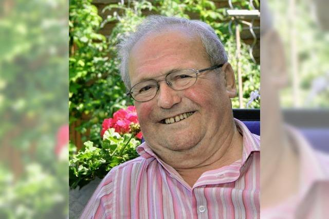 Der Brezelmann feiert seinen 80.