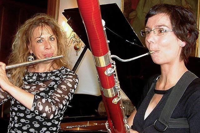 Hinreißend gespielte Kammermusik