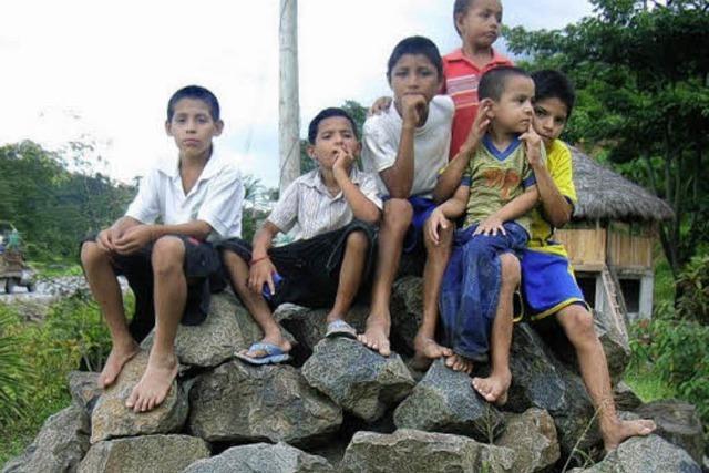 Sonnenkollektoren gegen Kinderkrankheiten