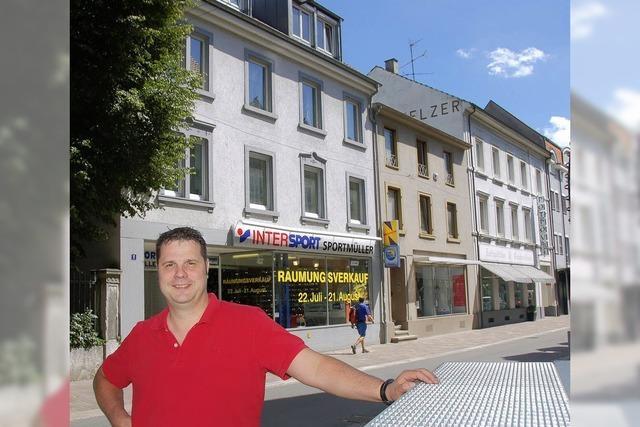 Entscheidung für Standort Lörrach