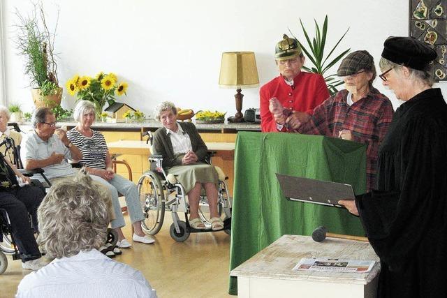 Balkonien wird für Senioren attraktiv