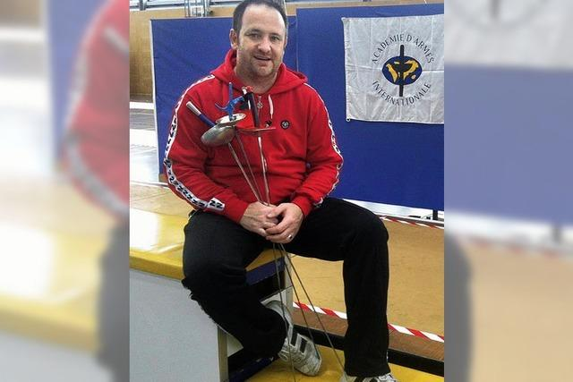 Swen Strittmatter ist Vize-Weltmeister
