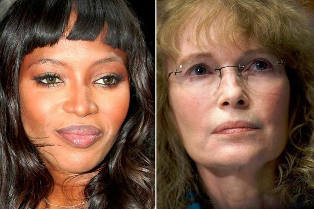 Den Haag: Hollywoodstar gegen Supermodel