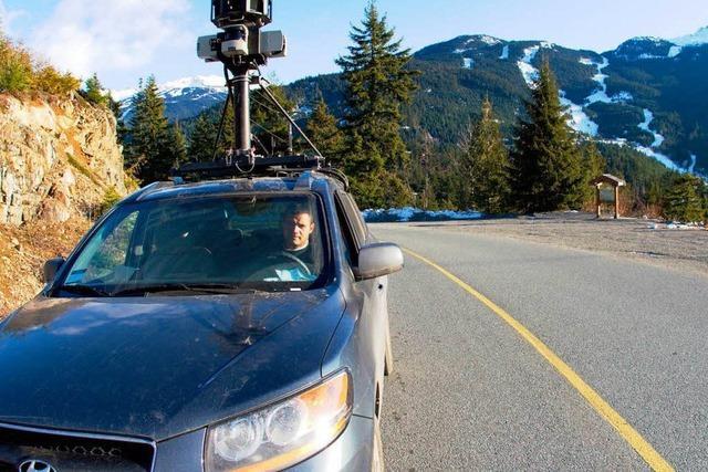 Google startet Street View bis Jahresende in Deutschland