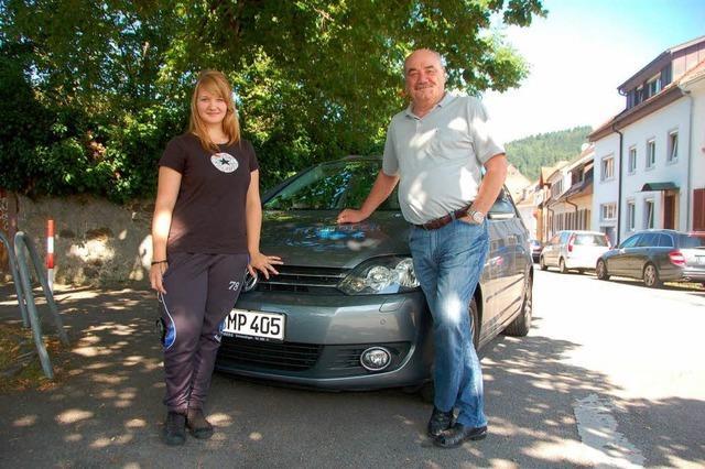 Positive Erfahrungen mit Fahren ab 17