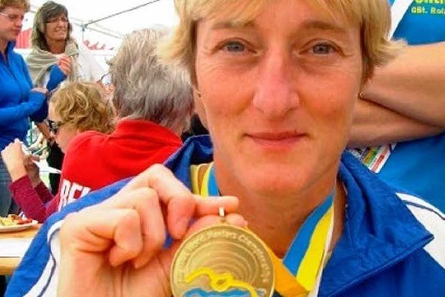 Eine Weltmeisterin für den SSV Lahr