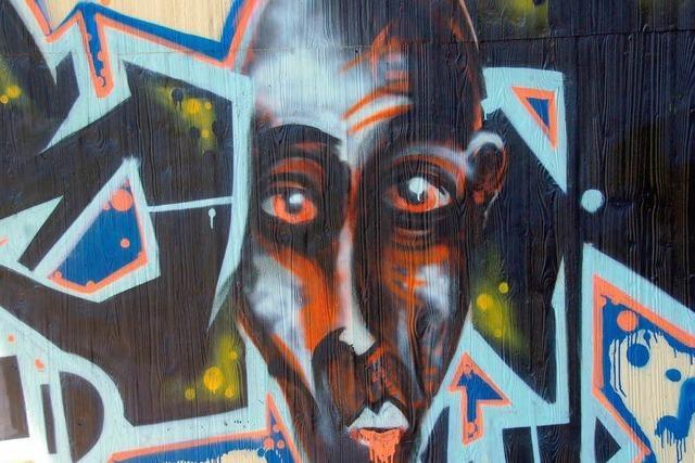 Graffiti: Jugendliche dürfen legal sprayen – mit einer Greencard