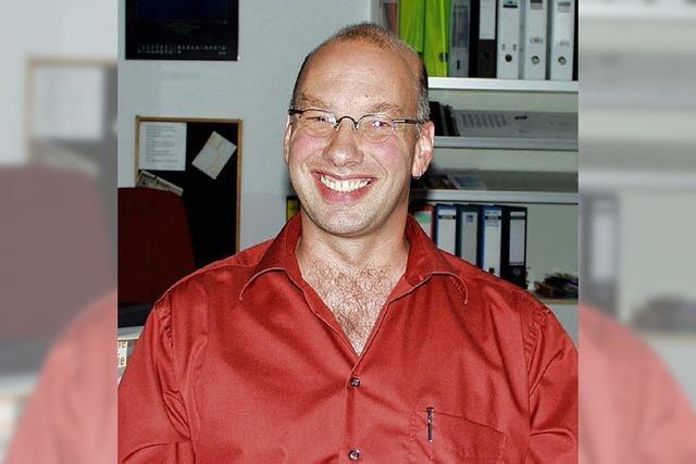 Rektor Manfred Kasten wechselt nach Waldkirch