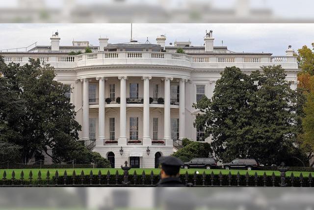 Kapitaler Wandel in Washington