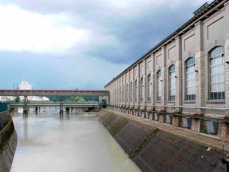 Die Chancen, dass das alte Kraftwerk i... Doch seine Beschützer kämpfen weiter.  | Foto: Ralf Staub