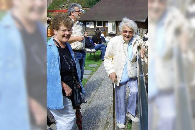 Seniorenfreizeit – fünf tolle Tage