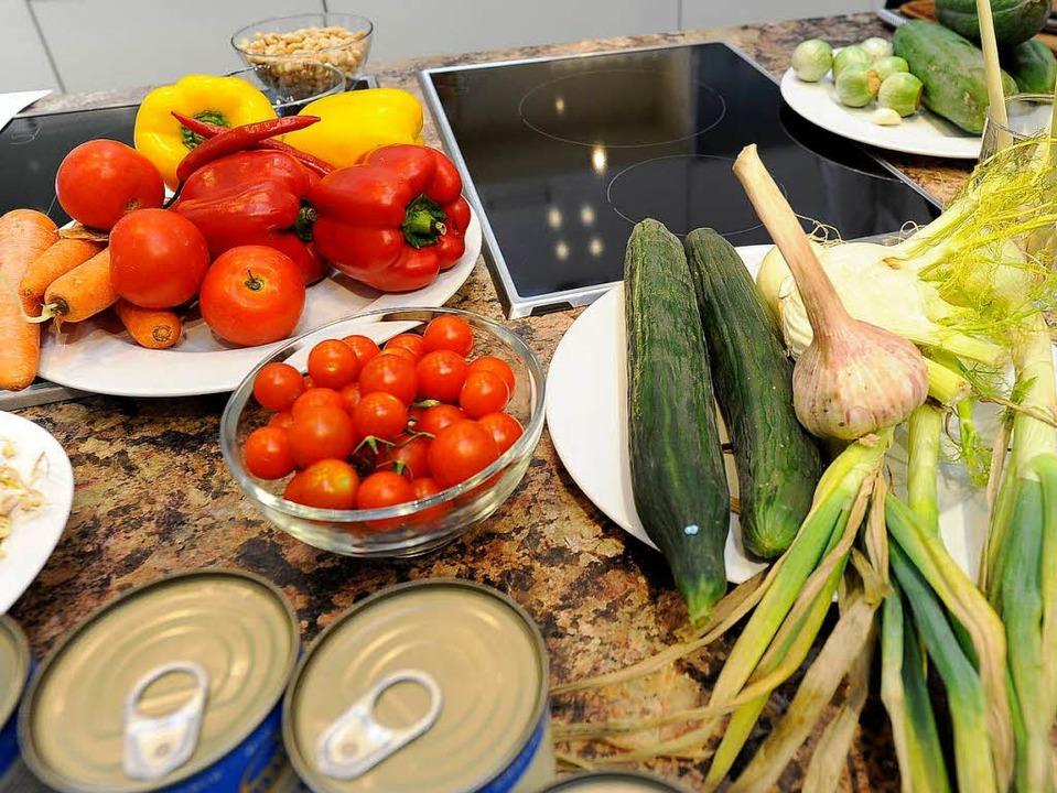 Thaifood vom Profi: Benjamin Kindlers Workshop in Freiburg.  | Foto: Ingo Schneider
