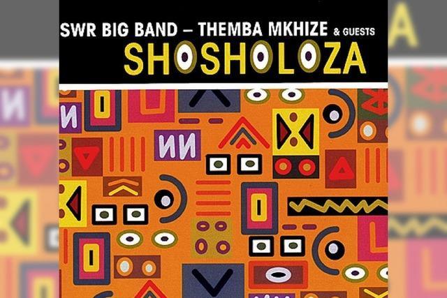 CD: AFRIKA-JAZZ: Von Südafrika nach Stuttgart