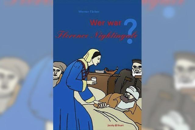 KINDER-SACHBUCH: Die Pionierin der Krankenpflege