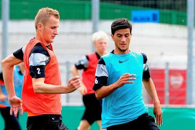 Endstand: FC Oberneuland – SC Freiburg 0:1