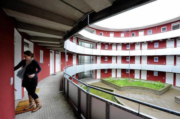 freiburg ist top bei den mieten f r studenten freiburg badische zeitung. Black Bedroom Furniture Sets. Home Design Ideas