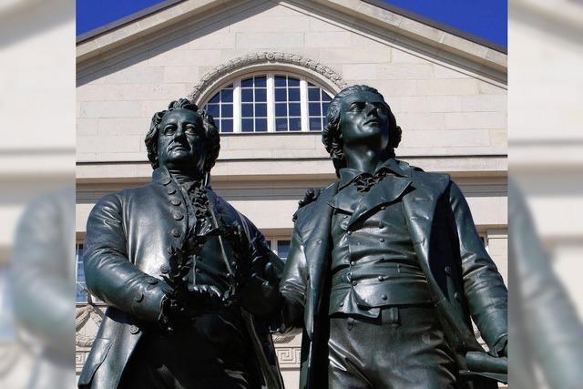Der Ilmtal-Radwanderweg hätte Naturfreund Goethe gefallen