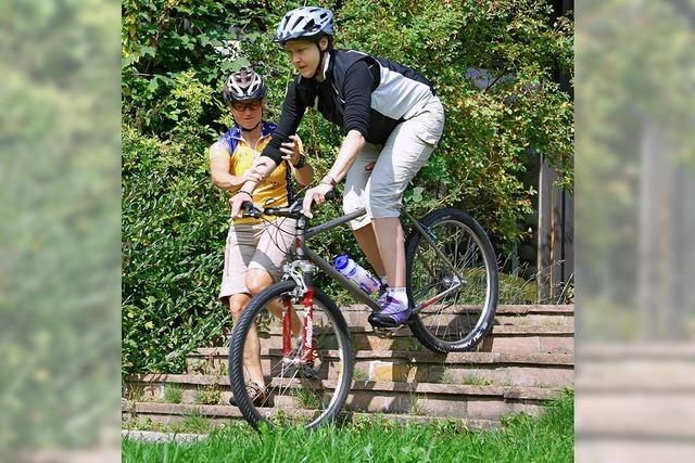 In Füssen gibt es Mountainbike-Kurse nur für Frauen