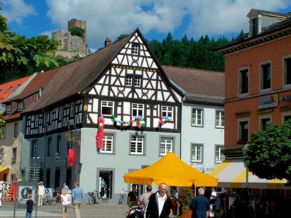 kastelburg city im fr heren kaufhaus krauss er ffnet waldkirch badische zeitung. Black Bedroom Furniture Sets. Home Design Ideas