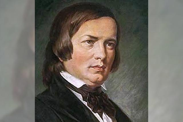 Robert Schumann zu Ehren