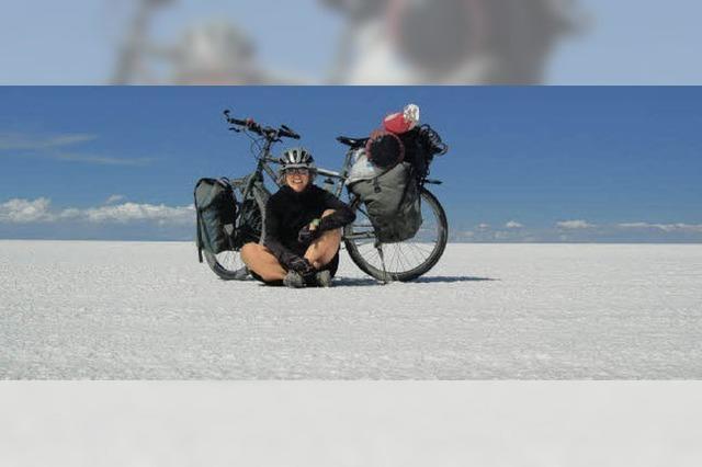 ... und plötzlich war das Fahrrad weg
