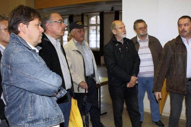 Priorität für Mambacher Bürgerhaus