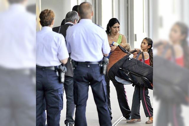 Frankreich schickt Roma zurück nach Rumänien