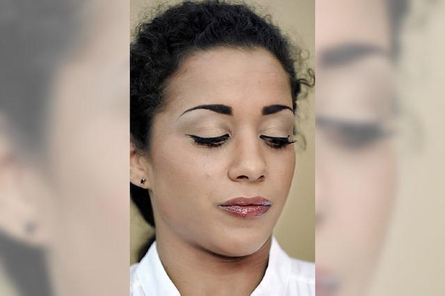 Nadja Benaissa hofft auf Bewährung