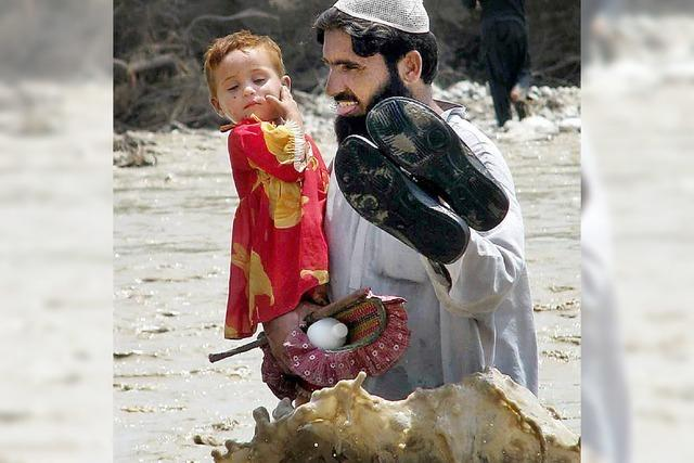 In Pakistan fehlt sauberes Wasser