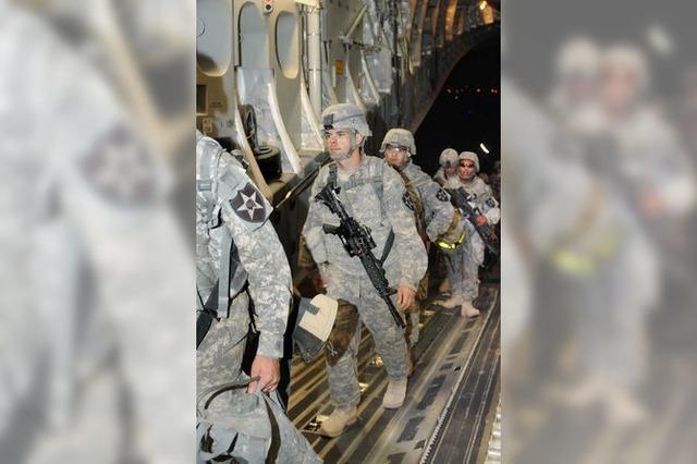 US-Kampftruppen nicht mehr im Irak