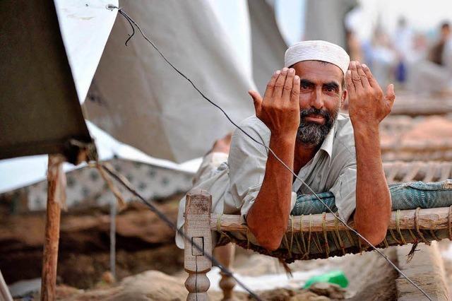 Pakistan: Spendenkonten