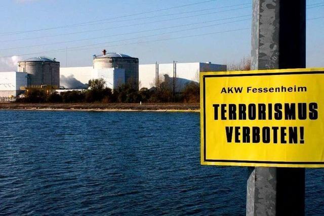 Kernkraftwerk Fessenheim bekommt eigene Polizeitruppe