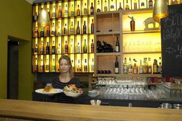 Webers Weinstube: Die Küche kocht bis 2.30 Uhr nachts