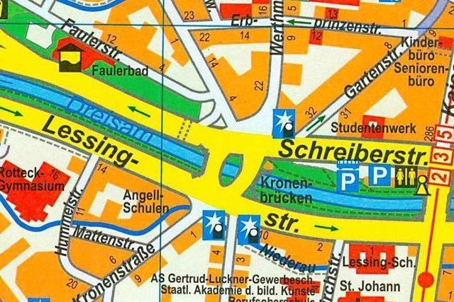 Messer & Gabel: Interaktive Karte zur Serie