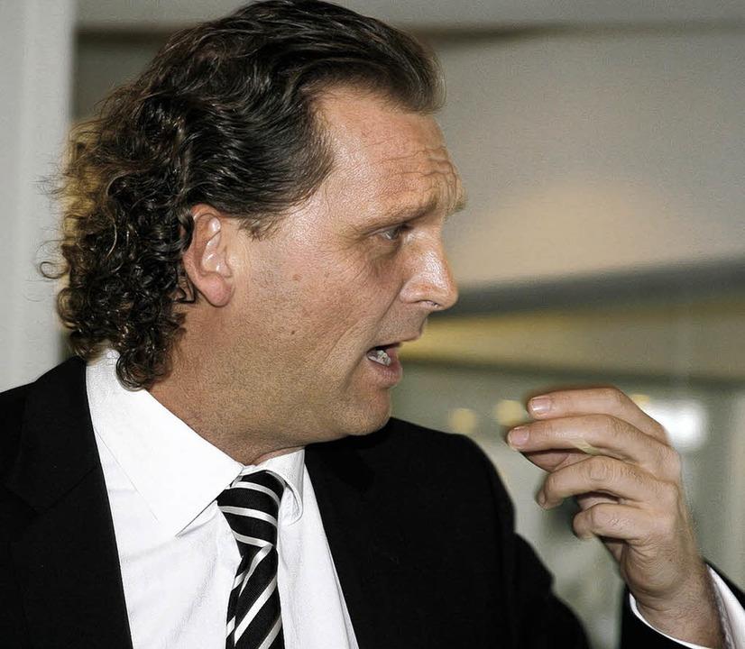 Jürgen Dreher wird Vorstandsvorsitzender.     Foto: heidi fössel