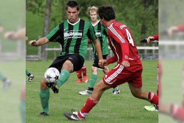 5:0 gegen FC Dachsberg – Aufsteiger SV Waldhaus stürmt an die Spitze