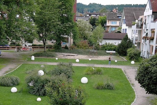 Seit 60 Jahren gehört der Stadtpark der Stadt