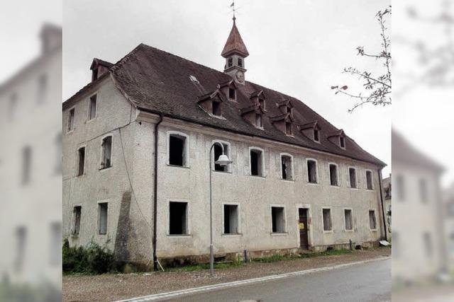 Rathaus statt Gasthaus?