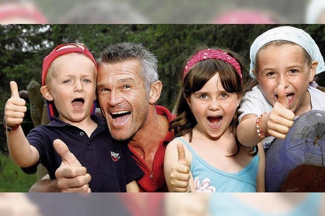 Familie wird zum Filmstar