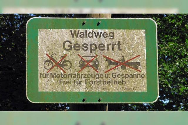 Den Verkehrsfluss am Wiesedamm stoppen