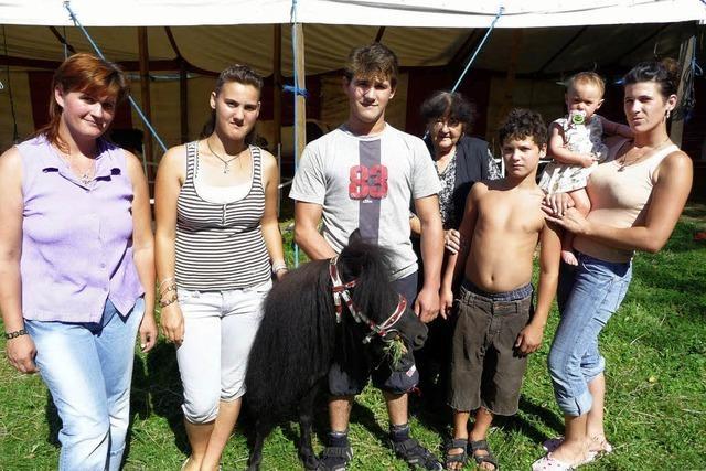 Eine Zirkusfamilie kämpft ums Überleben