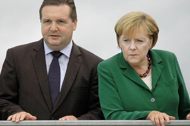 Merkel legt sich nicht fest