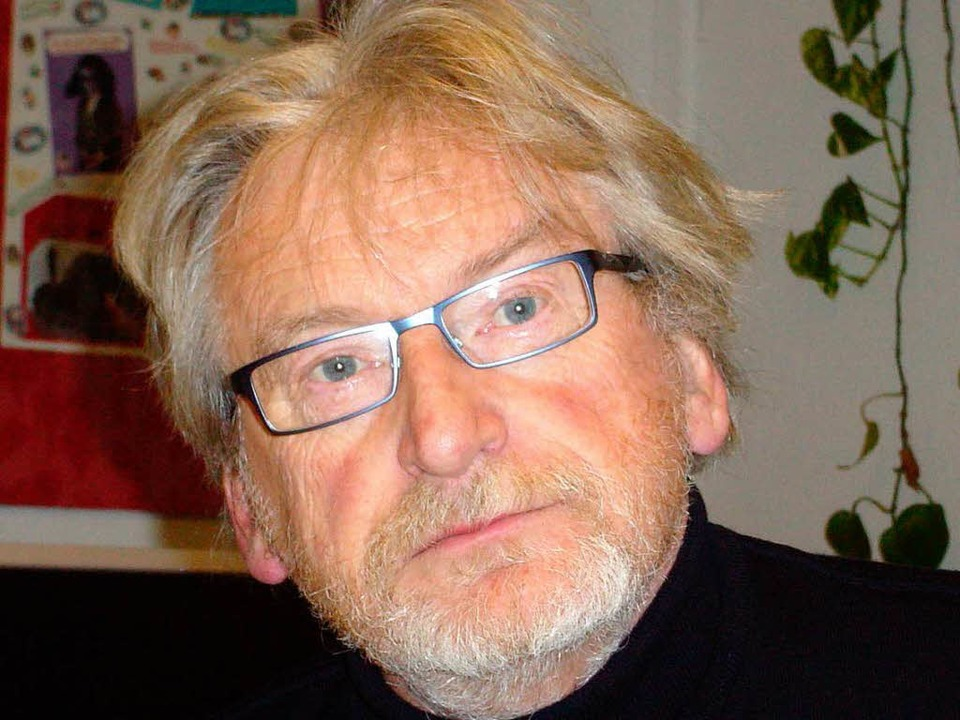 Peter Reinelt ist im Alter von 71 Jahren überraschend gestorben.  | Foto: Monika Merstetter