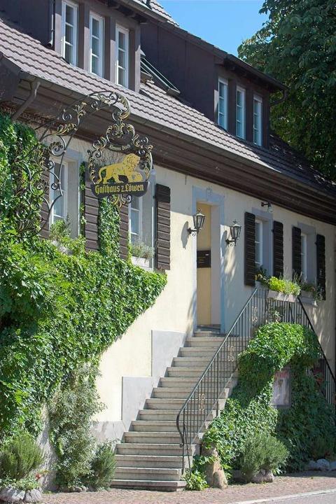 Das Gasthaus Löwen in Freiburg-Lehen.  | Foto: Patrik Müller