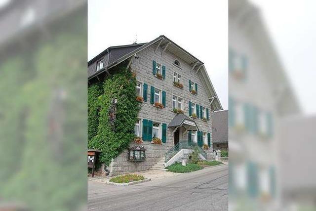 Grafenhausen: Schwarzwaldhotel Rothaus