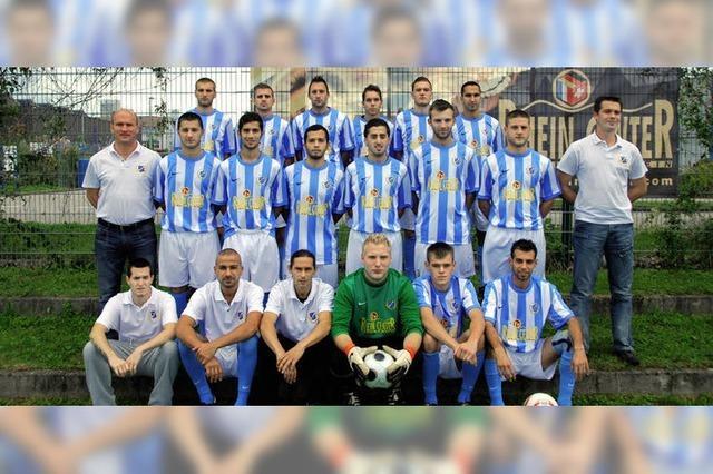 FC Friedlingen: Junges Team mit Potenzial