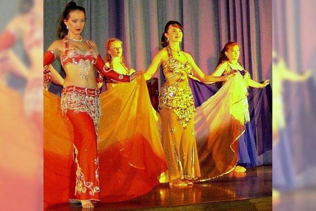 Kochen, Filzen, Tanzen und Theater spielen