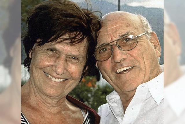 Helga und Pasquale Pretti feiern Goldene Hochzeit
