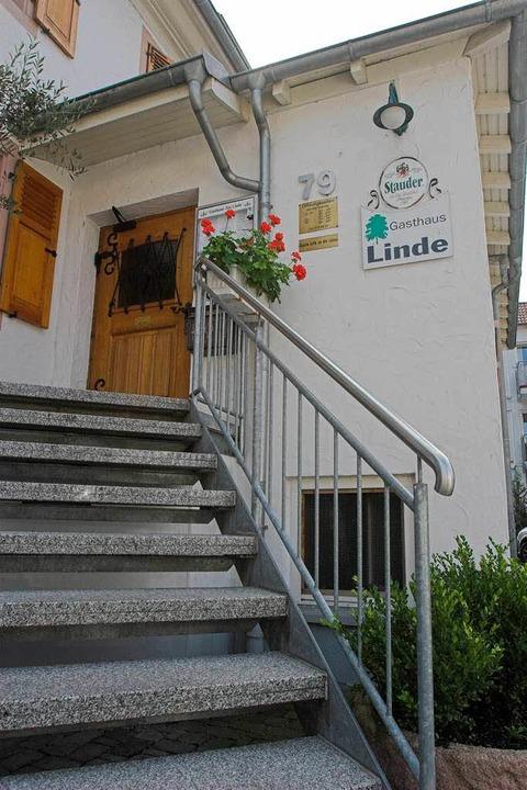 Das Gasthaus Zur Linde in Freiburg-St. Georgen.    Foto: Patrik Müller