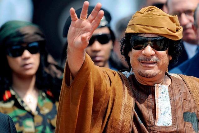 Gaddafi: Europa soll sich dem Islam zuwenden